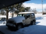 Snow February 3rd 2010